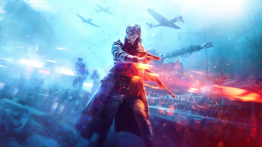 Battlefield V is going back to World War II; bringing back co-op 4