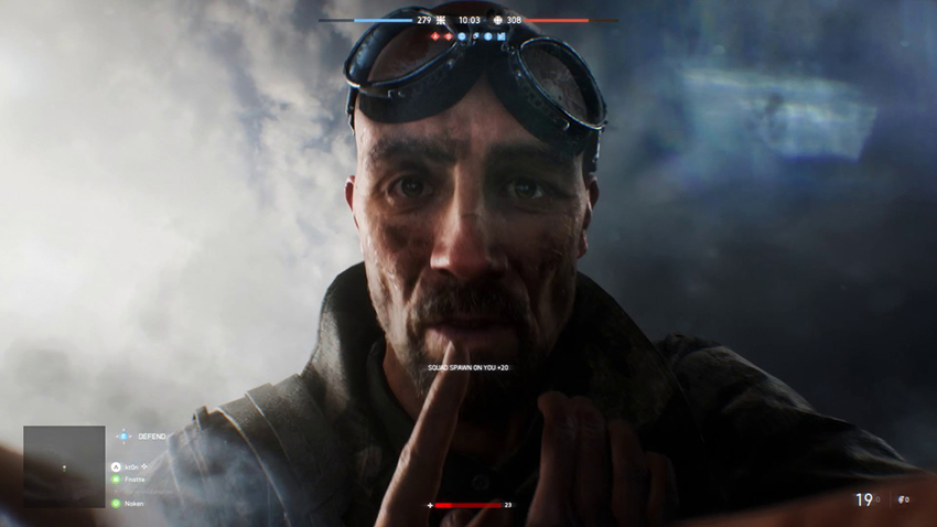 Reminder: Watch the Battlefield V reveal with Trevor Noah tonight 4