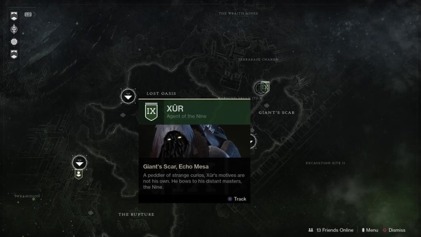 Destiny 2: Where is Xur (and whats he got for sale?) – 25 May 5