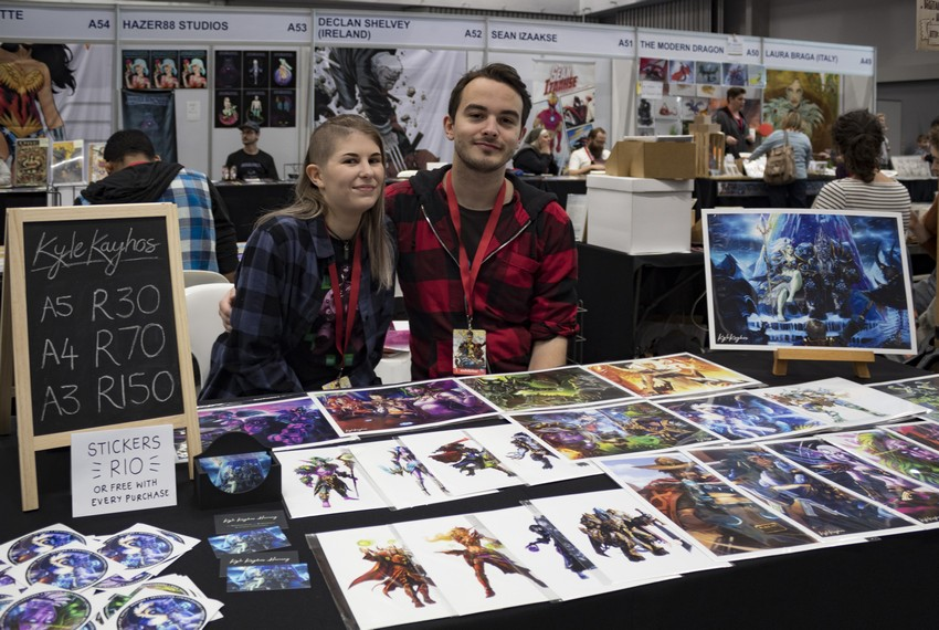 FanCon and the rise of South African geeks and comic books 6