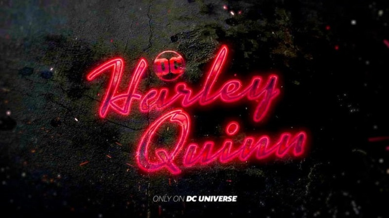 This teaser sets the tone for DC Universe's animated Harley Quinn series 2