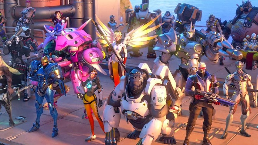 """Overwatch getting major new social features, including player endorsements and """"looking for group"""" 3"""