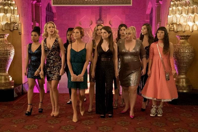 Pitch Perfect 3 (DVD) review – An un-acca-ceptional end to the musical comedy series 7