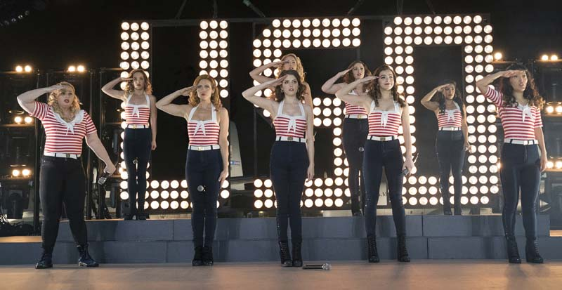 Pitch Perfect 3 (DVD) review – An un-acca-ceptional end to the musical comedy series 8
