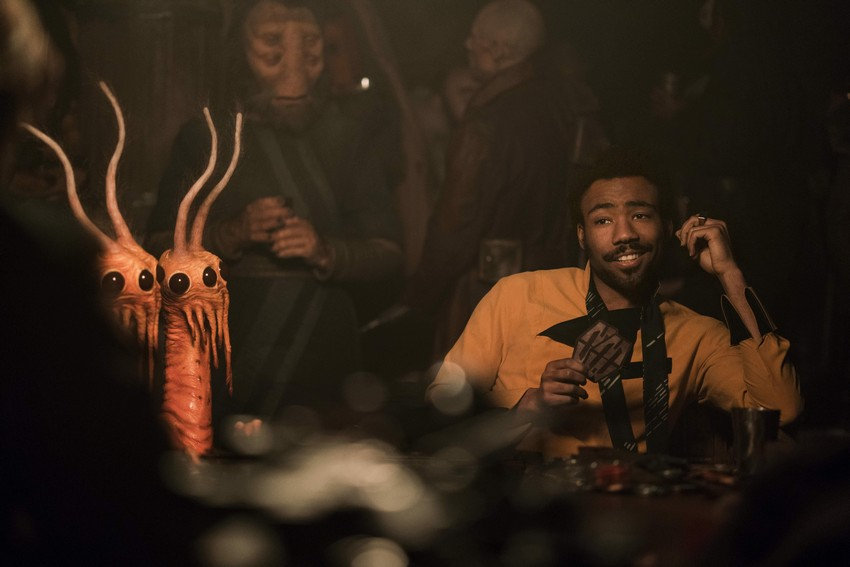 Solo: A Star Wars Story review – I have a good feeling about this 9