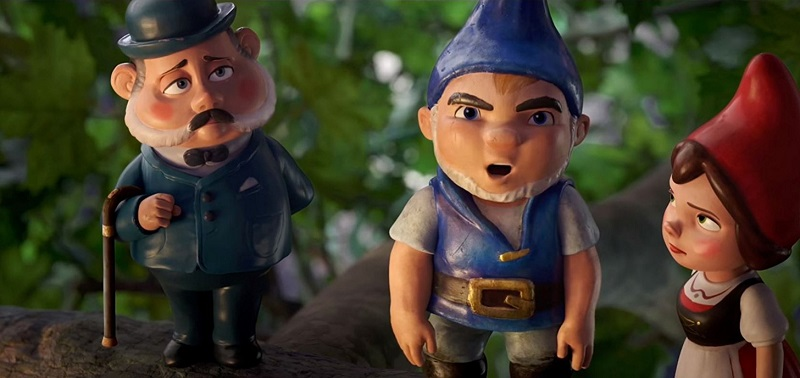 Sherlock Gnomes Review – A film as lifeless as real garden gnomes 10