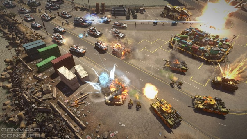 Command and Conquer (2)