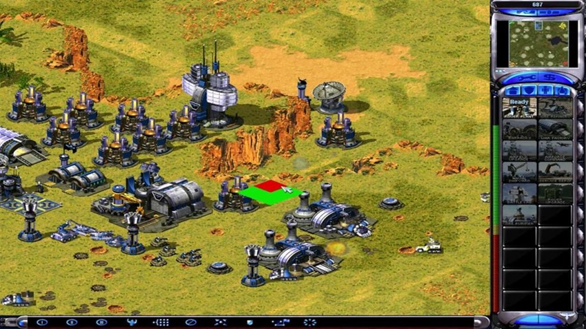 Command and Conquer (5)
