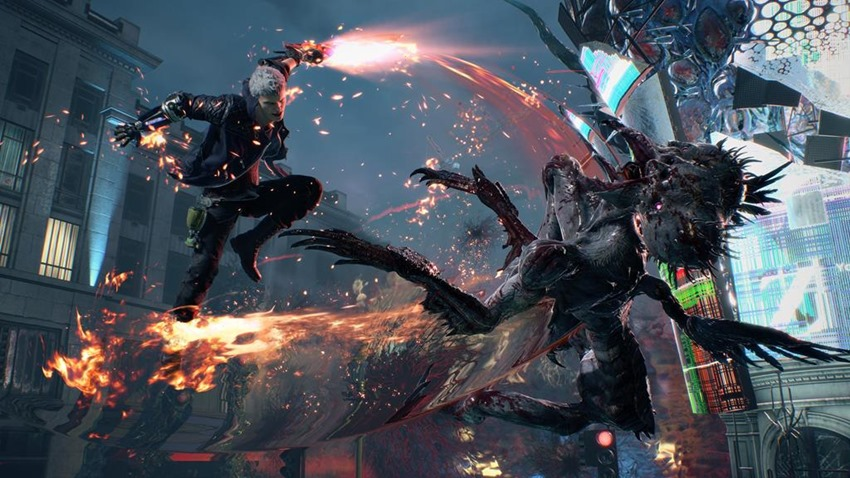Devil May Cry 5 Screen 9