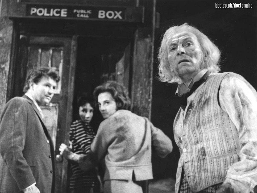 Wibbly wobbly timey wimey: The past, present and future of Doctor Who 12