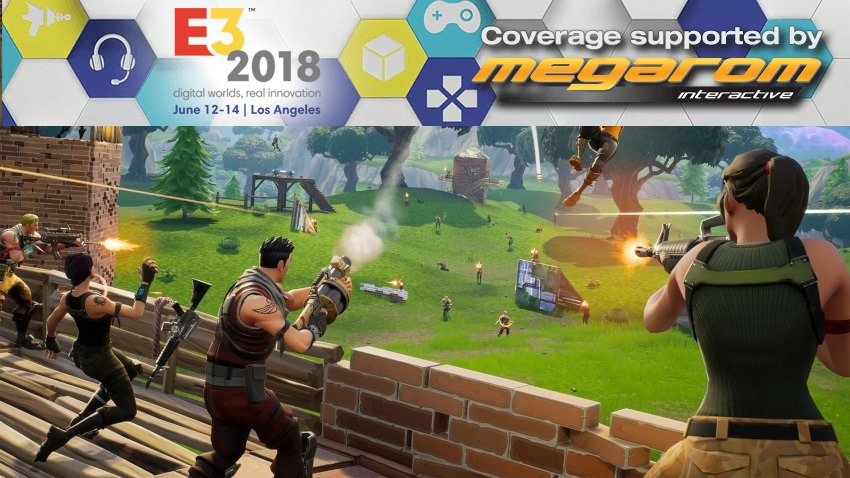 Fornite coming to nintendo switch