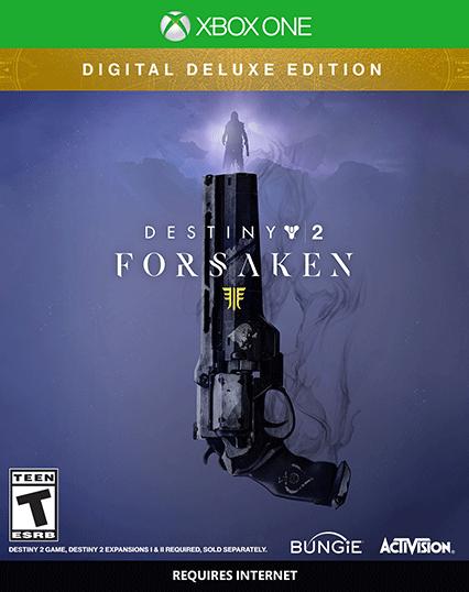 Destiny 2: Forsaken – All the new year 2 details revealed 10