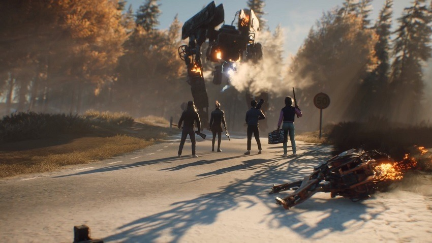 Generation Zero revealed by Avalanche