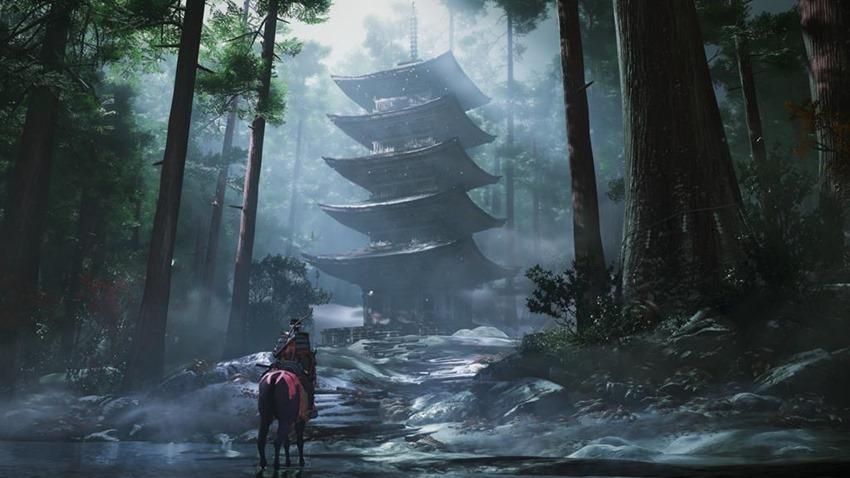 Ghost of Tsushima Screen 2