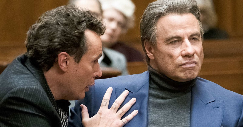 John Travolta's new film Gotti could just be one of the worst films of all time with a 0% Rotten Tomato score 5