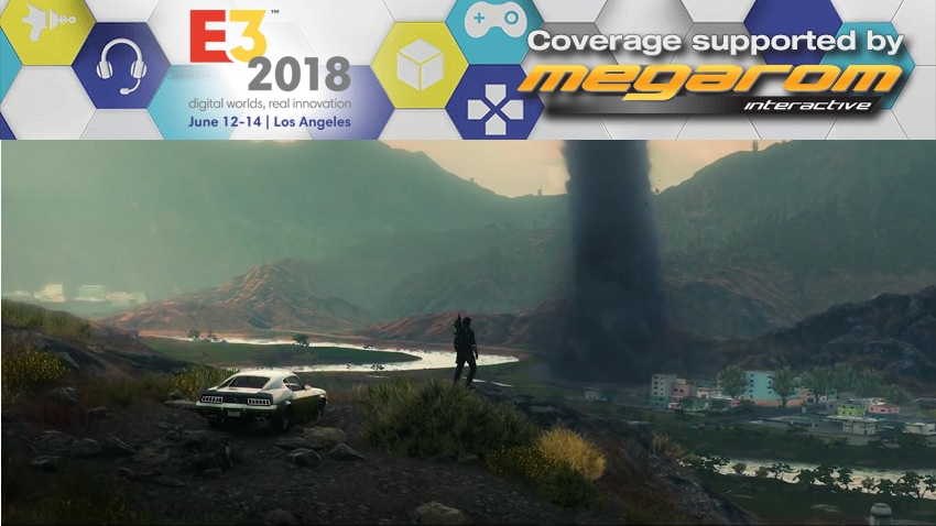 Just Cause 4 announced, looks explosive 2