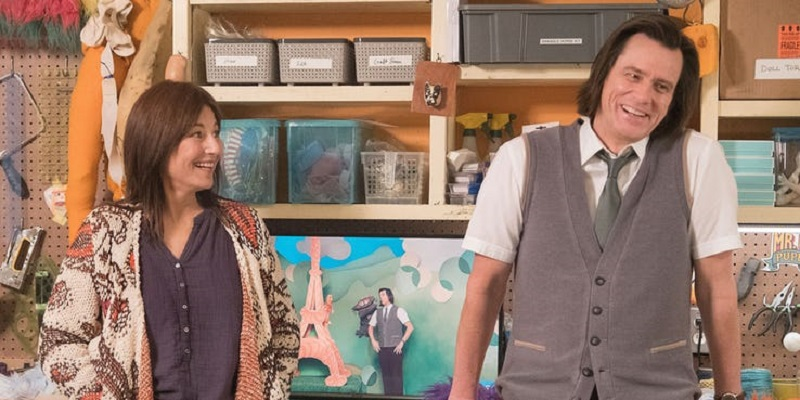Watch Jim Carrey make you feel depressed in this first trailer for Showtime's Kidding 2