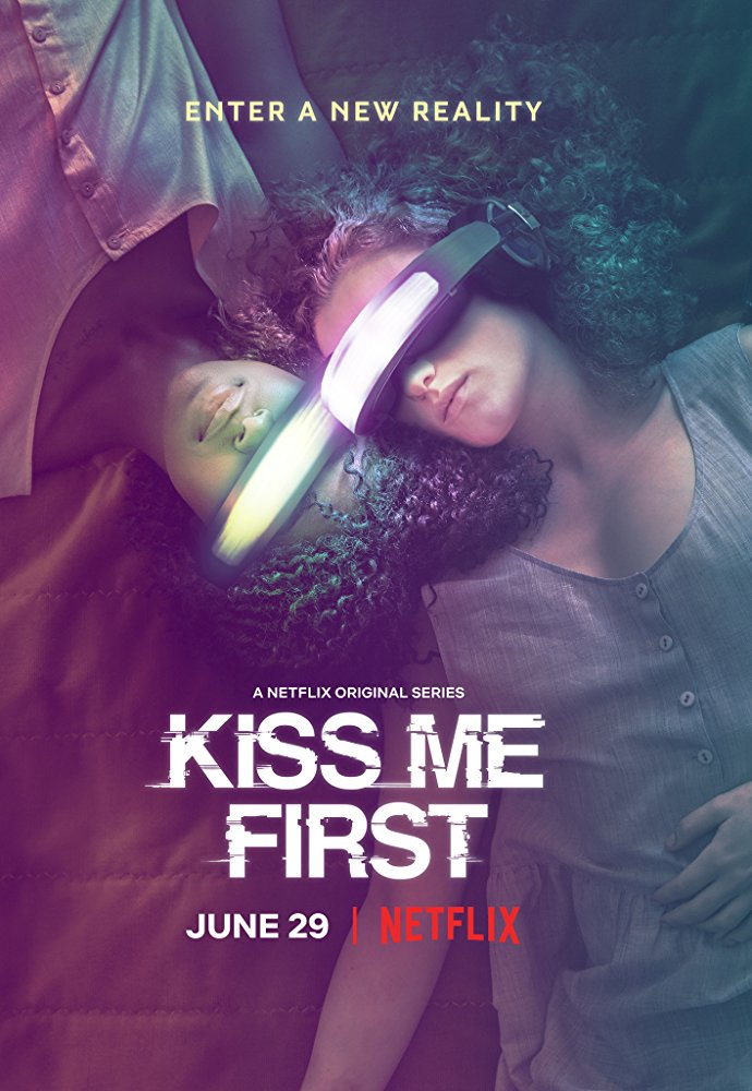 Real and virtual worlds collide in the Netflix sci-fi mystery drama Kiss Me First 4