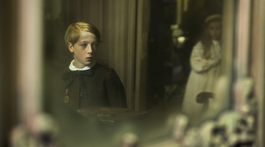 Eeriness abounds in this trailer for the gothic horror movie The Little Stranger 3