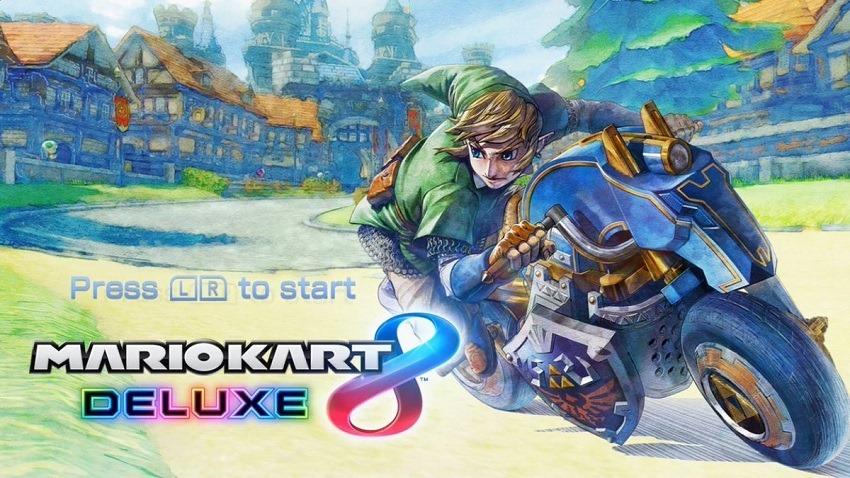 Mario Kart 8 Deluxe gets Nintendo Labo support 2