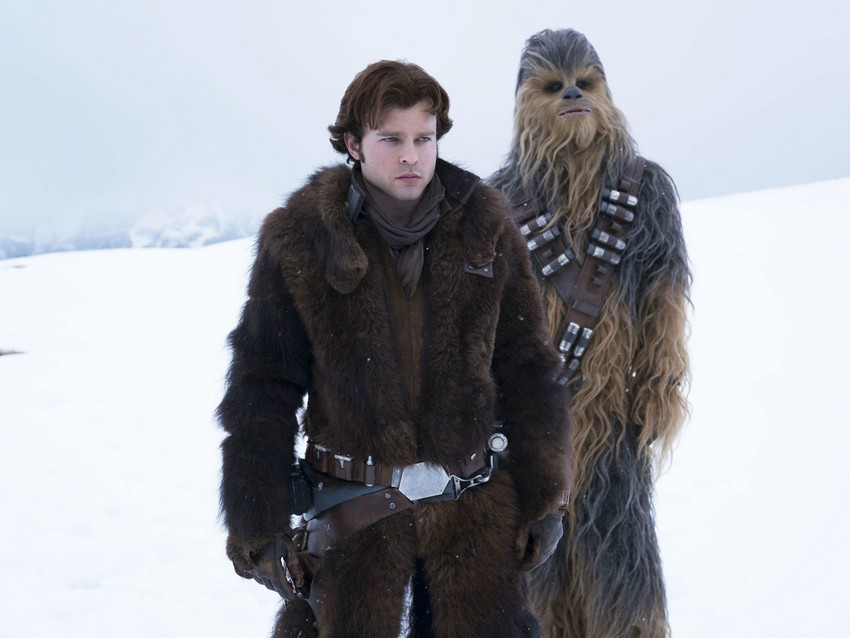 Weekend Box Office - Solo's box office woes continue in overall slow weekend 4