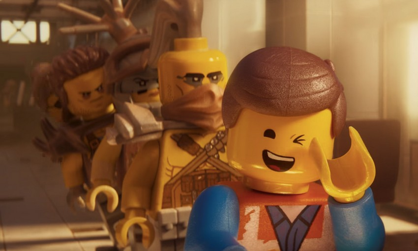 It's Mad Max meets intergalactic in the first trailer for The LEGO Movie 2: The Second Part 3