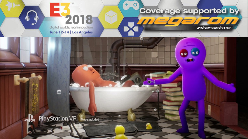 Trover Saves the Universe will make you question your sanity 2