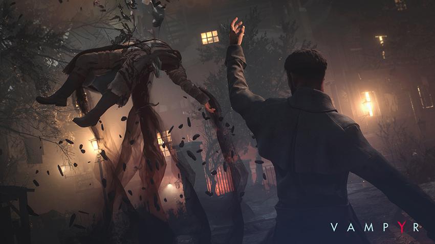 Vampyr review - Bled dry 11