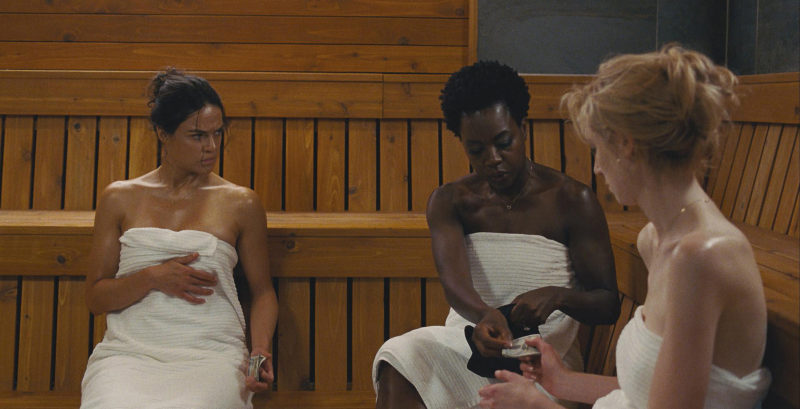 Steve McQueen's dramatic star-studded female-led heist thriller Widows looks superb in first trailer 2