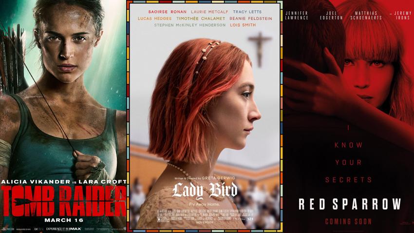 June DVDs - Women-fronted action and award season biggies 2