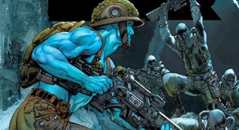 Duncan Jones to make movie adaptation of comic book Rogue Trooper 3