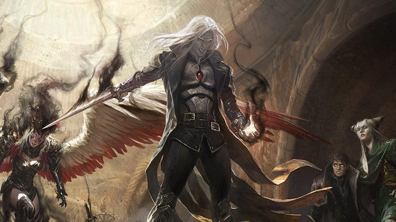 The worlds of Magic the Gathering and Dungeons and Dragons are finally going to crossover 4
