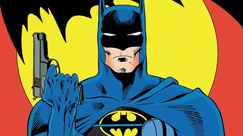 Batman Year two (2)