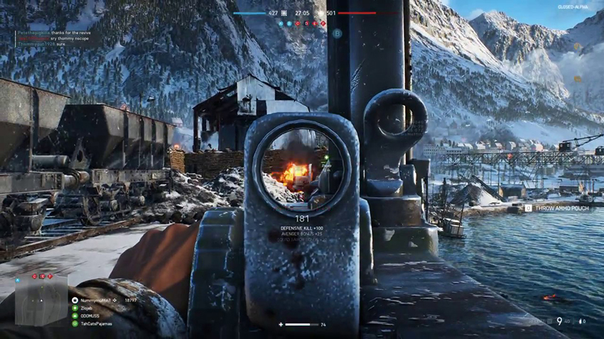 We played the Battlefield V closed alpha and here's what we thought 6