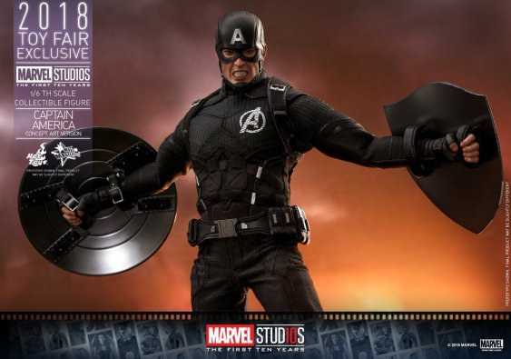 Concept Art Captain America Civil War (16)