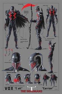 Death of the Inhumans (4)