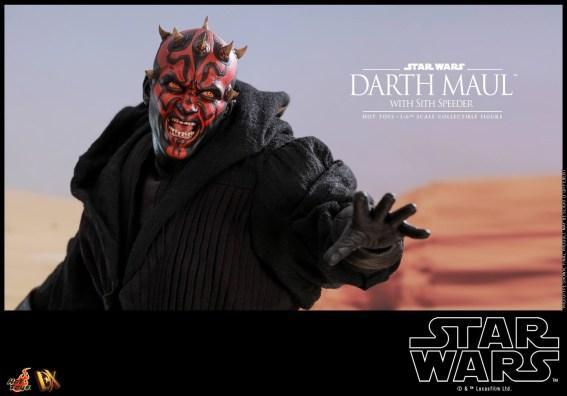 Hot Toys Darth Maul (1)
