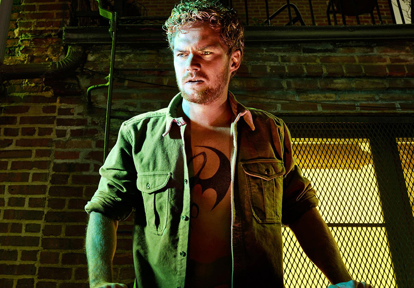 SDCC: First Iron Fist season 2 trailer reveals release date; Alice Eve confirmed to play Typhoid Mary 3