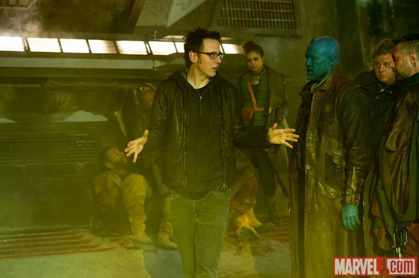 Guardians of the Galaxy's James Gunn fired over past offensive tweets 2