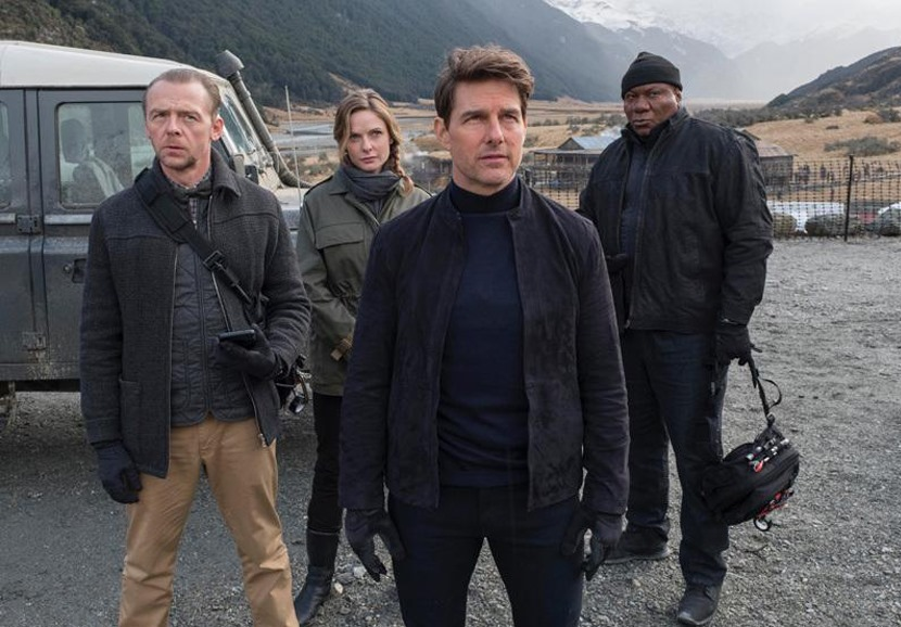 Weekend box office - Mission: Impossible holds off newcomers, as Black Panther reaches another major milestone 4