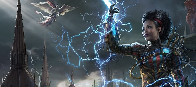 The worlds of Magic the Gathering and Dungeons and Dragons are finally going to crossover 3