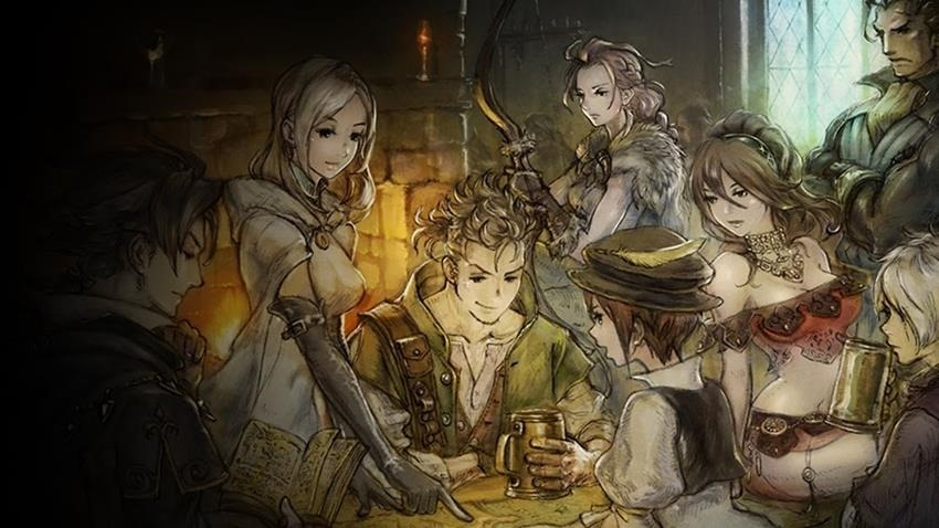 Octopath Traveler Review Round-Up 1