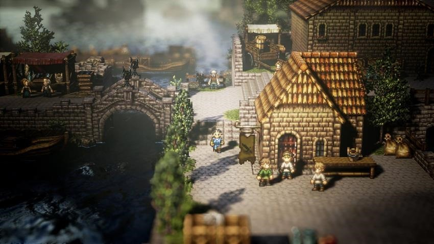 Octopath Traveler Review Round-Up 2