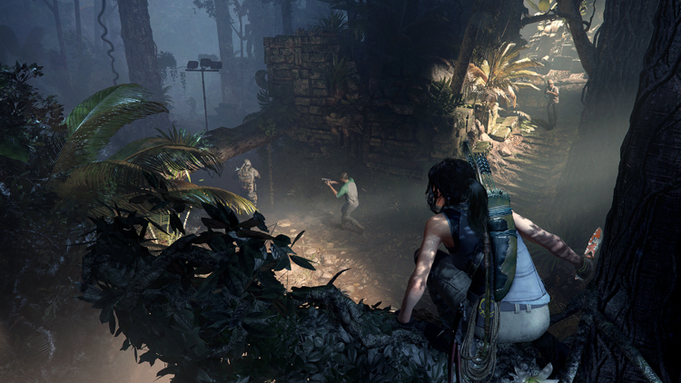 Ten things we learned about Shadow of the Tomb Raider at ICON 2018 15