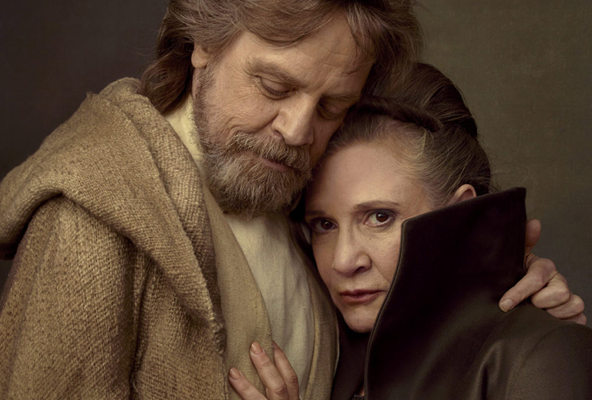 Star Wars: Episode IX cast announced - Mark Hamill and the late Carrie Fisher confirmed 4