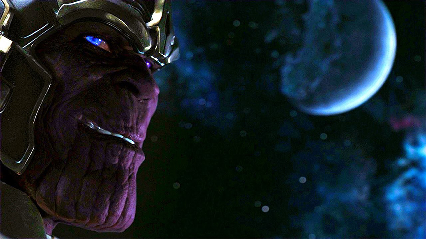 Avengers writer/director Joss Whedon had no real future plans for Thanos 4