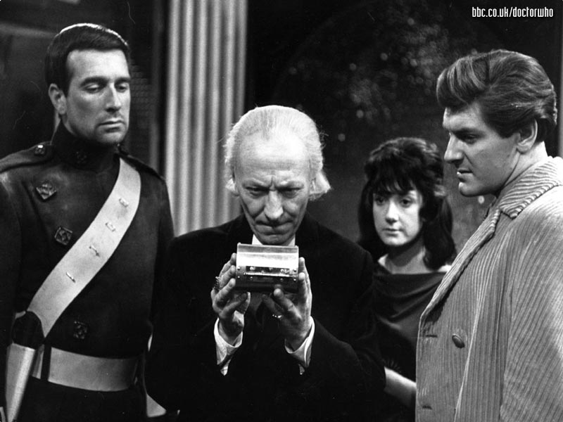 From Cybermen to cannibal pensioners; Top 10 classic Doctor Who stories 24