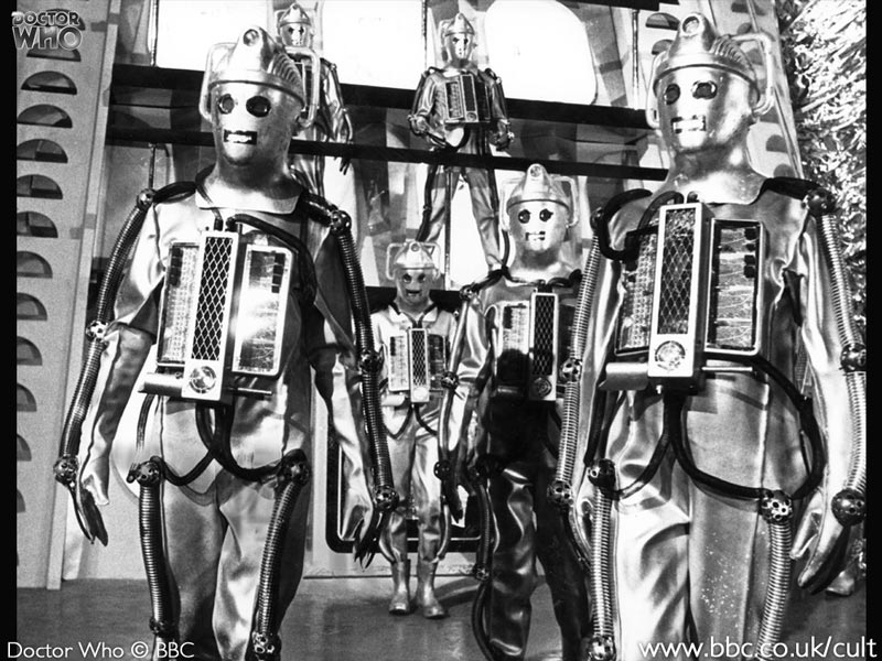 From Cybermen to cannibal pensioners; Top 10 classic Doctor Who stories 27