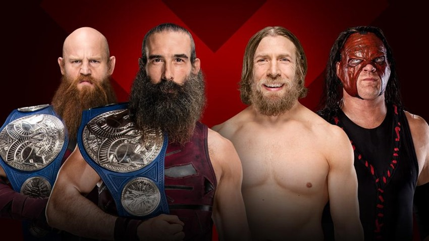 WWE Extreme Rules (1)
