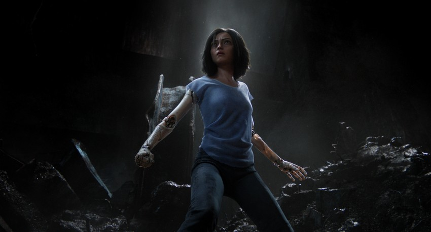 Full trailer for Alita: Battle Angel shows off a gorgeous, action packed spectacle... with creepy eyes 2